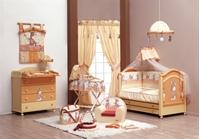 Εικόνα της Nek Baby Σετ 3τμχ. προίκα κρεβατιού ΧΑΠΙ ΝΤΟΝΚΙ Πορτοκαλί
