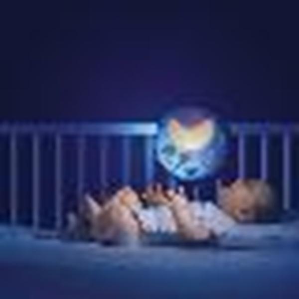 Picture of Chicco μουσικό παιχνίδι κούνιας «Μαγικά Αστεράκια» Σιέλ