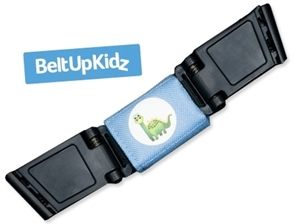 Εικόνα της Belt Up Kidz - Για να μην βγάζει τα χεράκια από τις ζώνες - DINO