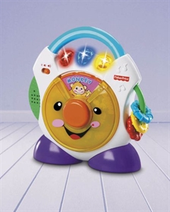Picture of Fisher Price  Το Πρώτο μου Εκπαιδευτικό CD #H8162