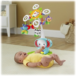 Picture of Fisher Price Περιστρεφόμενο Rainforest Friends 4 σε 1 #BFR22