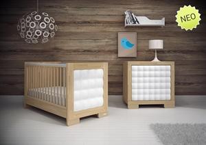 Εικόνα της CasaBaby Παιδικό Κρεβάτι Pixel