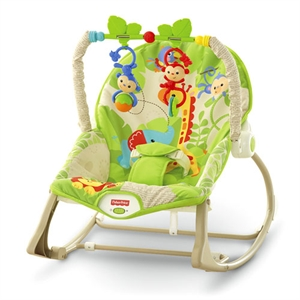 Picture of Fisher Price Infant to Toddler Ρηλάξ Κούνια #CBF52