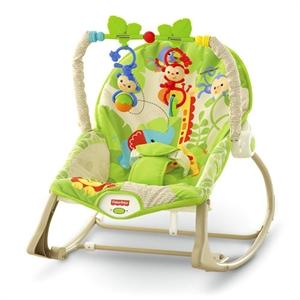 Εικόνα της Fisher Price Infant to Toddler Ρηλάξ Κούνια #CBF52