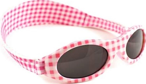 Picture of KidZ BanZ Γυαλιά Ηλίου Pink Check 1002-024