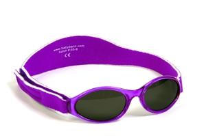 Εικόνα της KidZ BanZ Γυαλιά Ηλίου Purple 1002-016