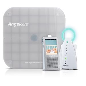 Εικόνα της AngelCare Συσκευή Πρόληψης Παιδικής Άπνοιας - Ενδοεπικοινωνία με Camera AC1100