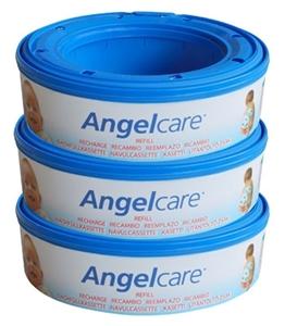 Εικόνα της AngelCare 3άδα Ανταλλακτικής Σακούλας