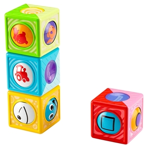 Picture of Fisher Price Κύβοι Δραστηριοτήτων #CBL33
