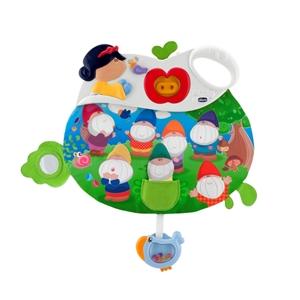 """Εικόνα της Chicco Παιχνίδι Κούνιας """"Η Χιονάτη & οι 7 Νάνοι"""""""
