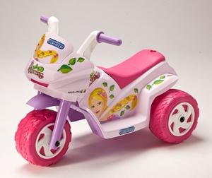 Εικόνα της Peg Perego Ηλεκτροκίνητη Μηχανή Mini Princess 6V