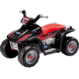 Picture of Peg Perego Hλεκτροκίνητο Polaris Sportsman 400 Nero 6V