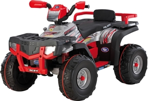 Picture of Peg Perego Hλεκτροκίνητο Polaris Sportsman 850 Silver 24V