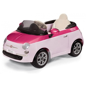 Εικόνα της Peg Perego Ηλεκτροκίνητο Fiat 500 Pink/Fucsia 6V