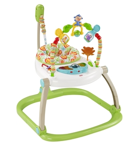 Εικόνα της Fisher Price Jumperoo Rainforest Friends #CHN38