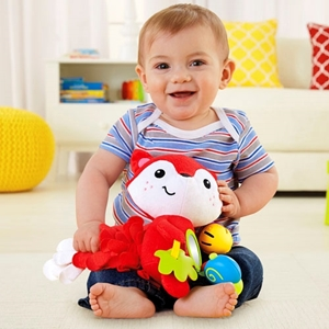 Picture of Fisher Price Μαλακή Αλεπού #CDN56