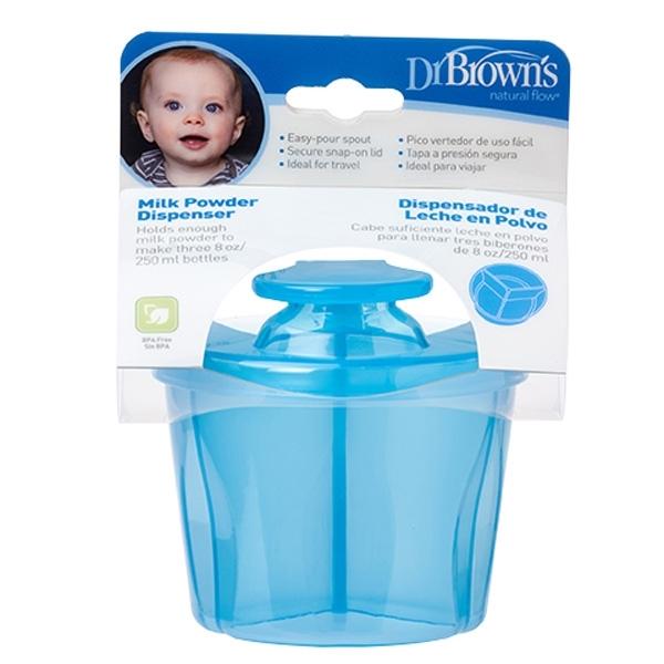 Picture of Dr. Brown's Δοχείο Μεταφοράς Γάλακτος Μπλε