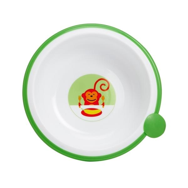 Picture of Dr. Brown's Μπολ Φαγητού Κίτρινο/Πράσινο 2τμχ, 6m+