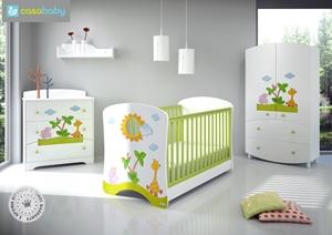 Εικόνα της CasaBaby Παιδικό Κρεβάτι Creta
