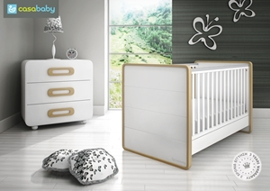 Εικόνα της CasaBaby Παιδικό Κρεβάτι Venere