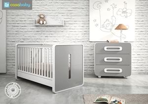 Εικόνα της CasaBaby Παιδικό Κρεβάτι Venere Ve2