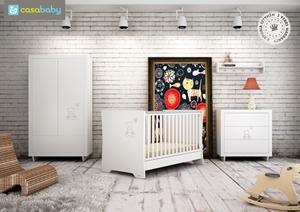 Εικόνα της CasaBaby Παιδικό Κρεβάτι Teddy Crystal