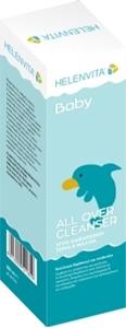 Εικόνα της HelenVita Baby Καθαριστικό Υγρό 300ml.