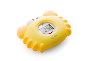 Εικόνα της Nuvita Θερμόμετρο Μπάνιου Καβουράκι