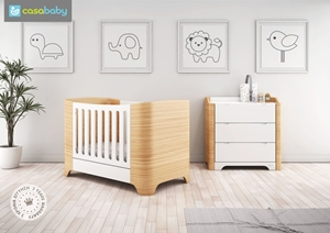 Εικόνα της CasaBaby Παιδικό Κρεβάτι Harmony