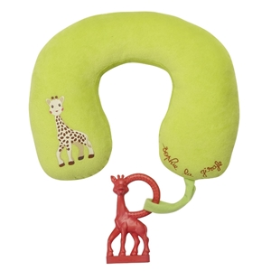 Εικόνα της Sophie the Giraffe Μαξιλαράκι για το ταξίδι