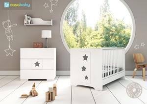 Εικόνα της CasaBaby Παιδικό Κρεβάτι Stars