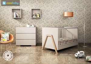 Εικόνα της CasaBaby Παιδικό Κρεβάτι Oslo