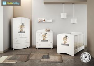 Εικόνα της CasaBaby Παιδικό Κρεβάτι Dream