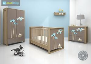 Εικόνα της CasaBaby Παιδικό Κρεβάτι Picasso