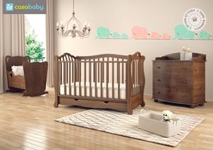 Εικόνα της CasaBaby Παιδικό Κρεβάτι Delos