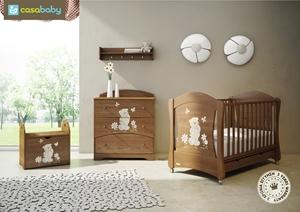 Εικόνα της CasaBaby Παιδικό Κρεβάτι Ydra