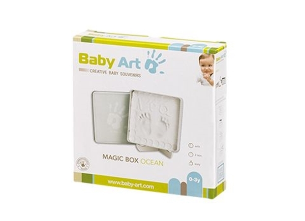 Picture of Baby Art Magic Box Ocean