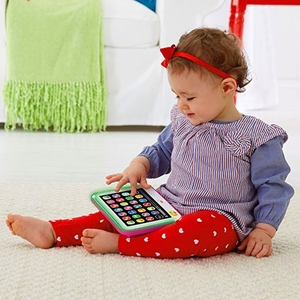Picture of Fisher Price Εκπαιδευτικό Tablet - Ροζ #DKK07