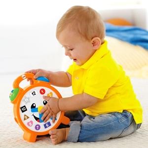 Εικόνα της Fisher Price Εκπαιδευτικό Ρολόι #DLB24