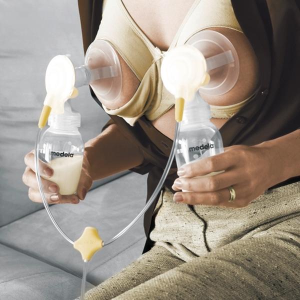 Picture of Medela Freestyle Ψηφιακό Θήλαστρο 2 Φάσεων + Θηλή Calma + Τσάντα CityStylle