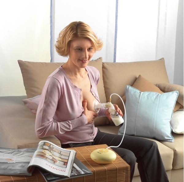 Picture of Medela Swing Ηλεκτρικό θήλαστρο δύο φάσεων + ΔΩΡΟ Θηλή Calma