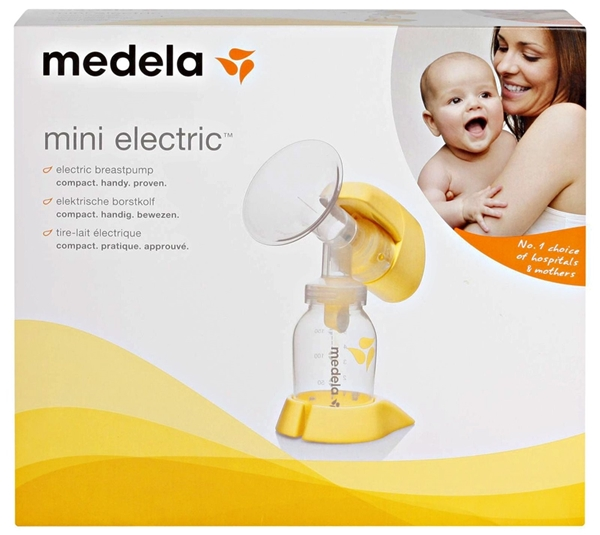 Picture of Medela Ηλεκτρικό θήλαστρο Mini Electric