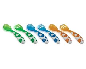 Εικόνα της Munchkin Σετ με 6 πιρούνια & κουτάλια
