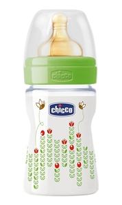 Εικόνα της Chicco Πλαστικό Μπιμπερό, 150ml. Θηλή Σιλικόνη