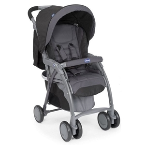 Picture of Chicco Καρότσι Simplicity, Anthracite 99