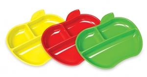 Εικόνα της Munchkin Παιδικά Πιάτα Μήλο Σετ 3ων Τεμαχίων