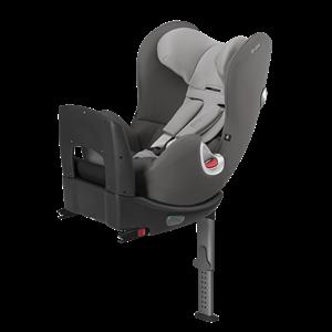 Εικόνα της Cybex Κάθισμα Αυτοκινήτου Sirona IsoFix 0-18kg. Manhatan Grey