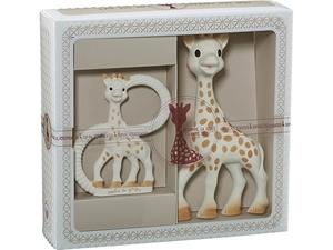Εικόνα της Sophie la girafe Σετ δώρου οδοντοφυίας σε συσκευασία Sophisticated