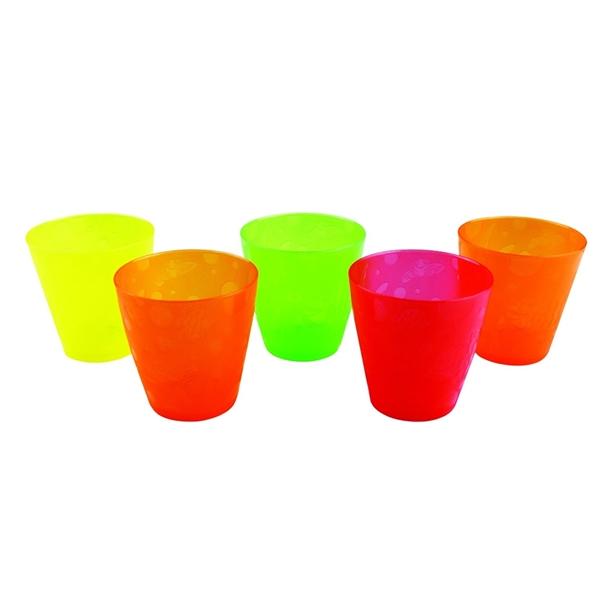 Picture of Munchkin Σετ με 5 Πολύχρωμα Κυπελάκια - Ποτήρια