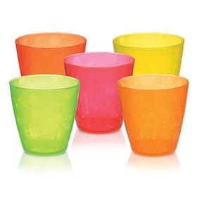 Εικόνα της Munchkin Σετ με 5 Πολύχρωμα Κυπελάκια - Ποτήρια